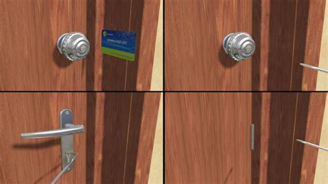 how to unlock my bathroom door how to unlock a door 11 steps with pictures wikihow