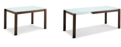 tavoli sala da pranzo calligaris la collezione di tavoli calligaris allungabili salvaspazio