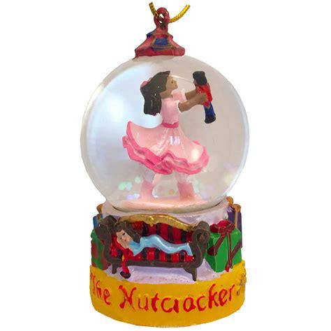 balmwg 004 turning ballerina musical snow globe plays serenade by shubert ethnic ballerina gifts