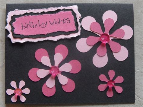Handmade Card - innovative simple handmade fabulous cards trendy mods