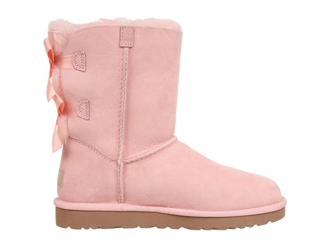 Light Pink Bailey Bow Uggs by Light Pink Bailey Bow Uggs Womens