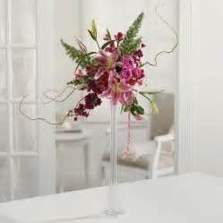 rod for tower vase arrangement