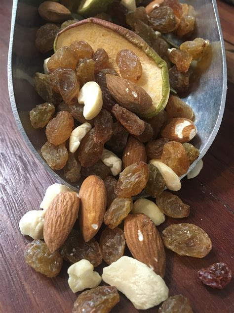 trail mix organic gms rustic pantry wholefoods