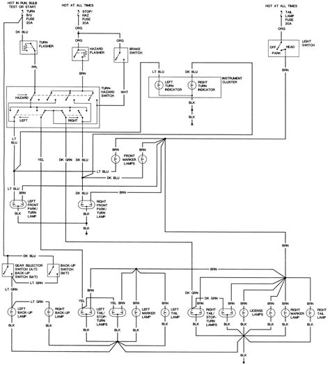 wiring diagram for pontiac fiero get free image about