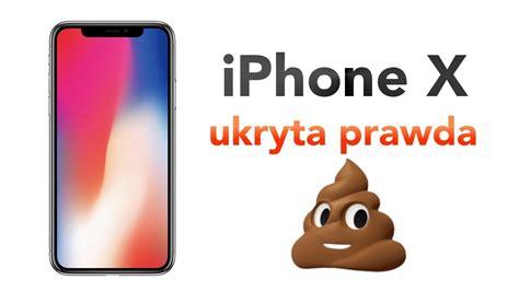 O Iphone X by Iphone X O Czym Głośno Się Nie M 243 Wi O Nowym Iphone 10