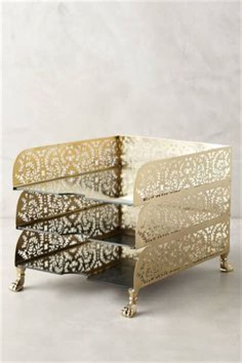 Anthropologie Desk Accessories 1000 Ideas About Gold Office On Pinterest Gold Office Supplies Gold Office Accessories And