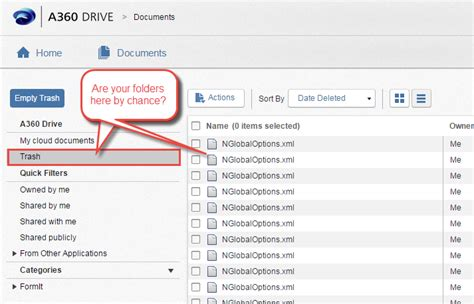 a360 drive solved missing folders a360 drive autodesk community