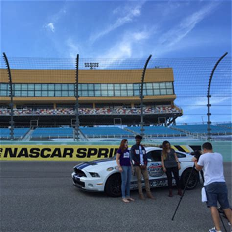 homestead partners homestead miami speedway partners with jason taylor