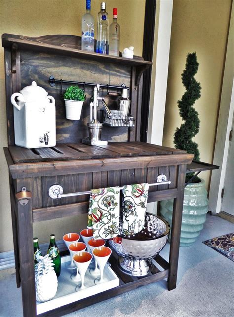 potting bench bar 25 best ideas about potting bench bar on pinterest