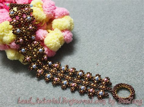 seed bead weaving tutorials tutorial evelina bead tutorial