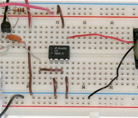 how to make a simple integrated circuit chapter 10 computers and electronics build a simple integrated circuit lifier