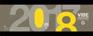 a a vibe color trends a w 2017 2018 mode information