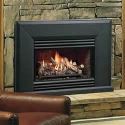 kingsman vfi25 gas fireplace insert b vent 25 000 btu