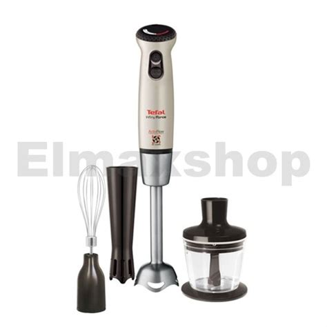 Mixer Tefal blender tefal blender do sos 243 w blender z ubijaczem
