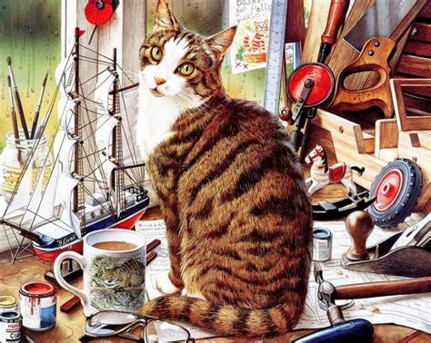 Charles And Ceits 17 best images about charles wysocki cats on