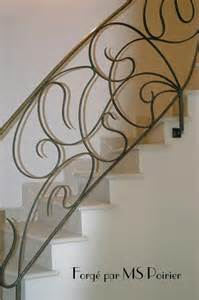 Fer Forge Stairs Design Re D Escalier En Fer Forg 233 Du Xx 232 Me Si 232 Cle Metal Freak Railings And Stairways