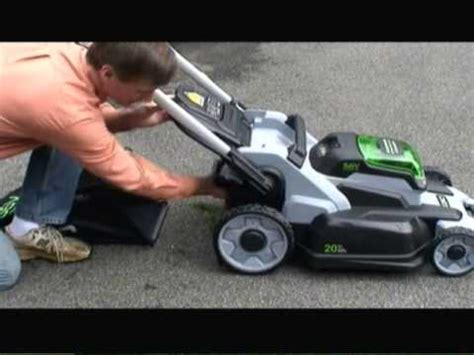 the home depot s ego power mower review how to make do