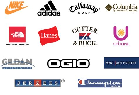 What Makes A Clothing Brand - logo company apparel 28 images corporate logo apparel