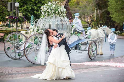 Have the ultimate fairytale wedding at Disneyland Paris   Articles   Easy Weddings