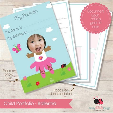 55 Best Images About Daycare Portfolio Ideas On Pinterest Preschool Graduation Assessment And Child Care Portfolio Templates