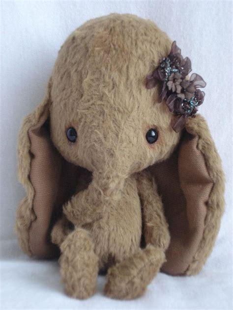 Handmade Elephant - the of stuffed toys bored