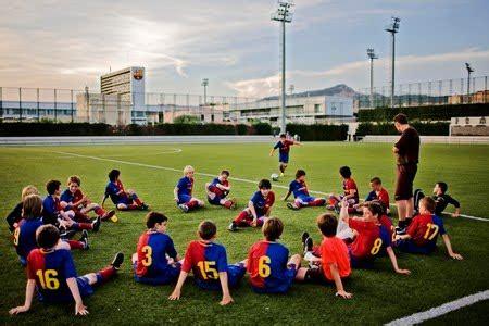 barcelona youth academy soccer s nature vs nurture debate antiworldnews