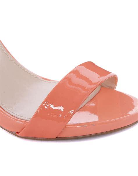 Sandal Cozmeed Slempang Coral 1 steve madden marlenee coral heeled sandals lyst