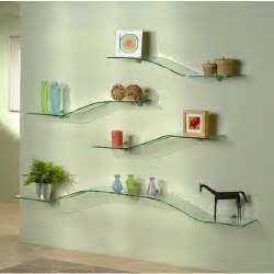 Glass Wall Shelves For Bathroom Home Interior Design Homenhome Net Part 2