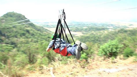 Buro Ng Nueva Ecija by Zipline Panibagong Tourist Attraction Sa Bayan Ng Cuyapo