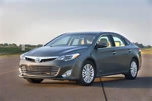Toyota Avalon 2012 Toyota Avalon 2012 2013 2014 2015 Autoevolution