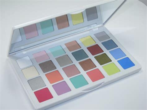 palette pantone sephora pantone modern watercolors eyes palette review