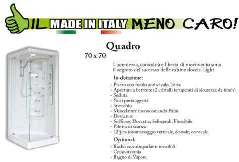 box doccia idromassaggio 70x70 cabina doccia idromassaggio 70x70 vendita