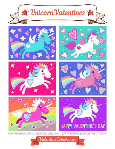 printable unicorn valentine cards best 25 unicorn valentine ideas on pinterest valentine
