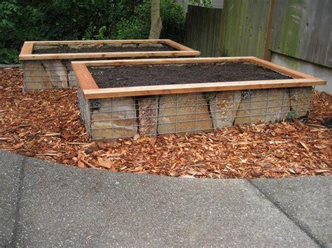 Raised Rock Garden Beds Raised Garden Beds Crowdbuild For