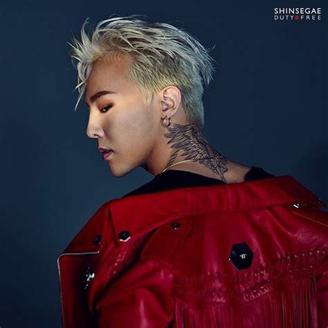 g dragon new tattoo on neck khottie of the week g dragon kchat jjigae