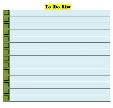 r weekly or daily personal to do list template example vatansun