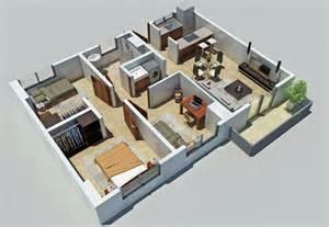 Que Es Home Design 3d Plano De Departamento Moderno Planos De Casas Modernas
