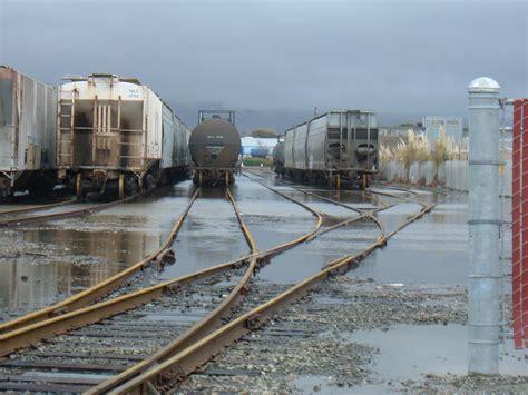 n scale yard lights rprc seaver yard facelift coxy s n scale and railroad