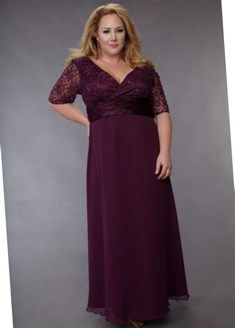 Plus size formal dress patterns   PlusLook.eu Collection