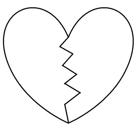 broken heart coloring page heart breaker t shirt the mumsy blog