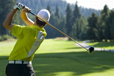 types of golf swings should patients play golf after knee replacement