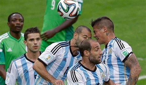 nigeria defeated argentina 4 2 in international friendlies