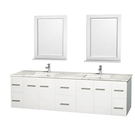 80 inch bathroom vanity ideas homesfeed
