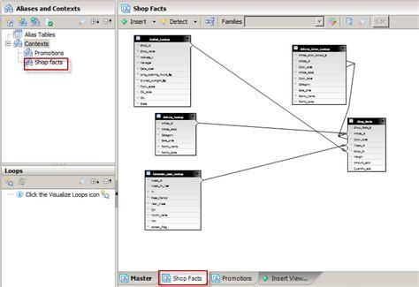 sap universe tutorial simplify contexts inside of sap businessobjects universes