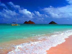 beaches with pink sand pink sand beach lanikai beach hawaii this beach is not so large but is one of the clearest