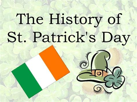 the origin of s day ppt the history of st s day powerpoint