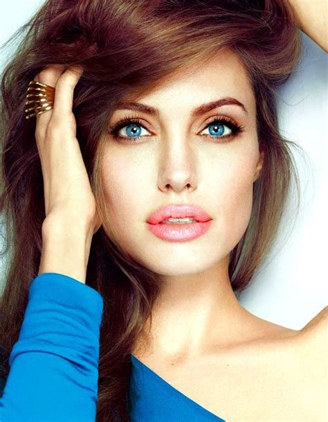 best drug store hair color to cover the grey diy angelina jolie look using all drugstore makeup this