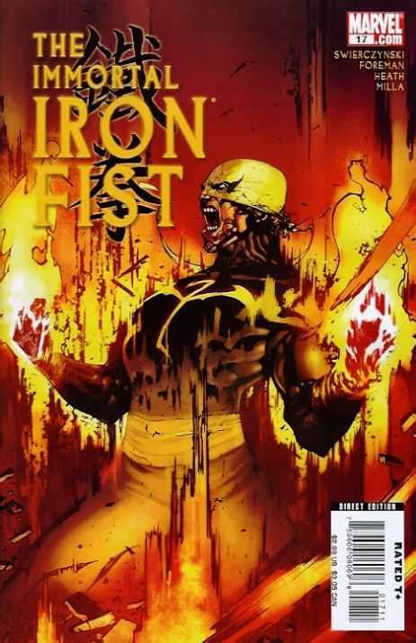 libro immortal iron fist the the immortal iron fist 17 preview