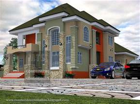 3 Bedroom Duplex Designs In Nigeria by House Plans And Design Architectural Designs Nigeria