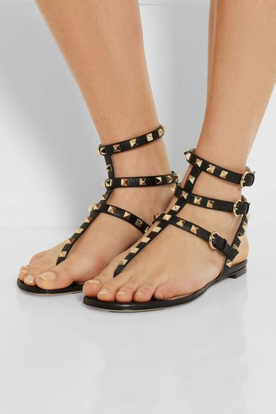 sandal valentino look for less valentino rockstud sandals your style